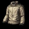 Basic jacket khaki 256