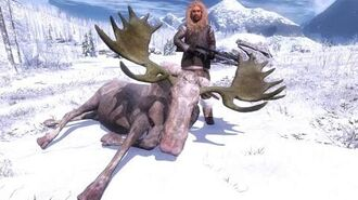 TheHunter - Two Rare Moose Next To Each Other!