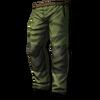 Basic pants green 256