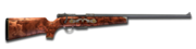 Bolt action rifle 270 engraved