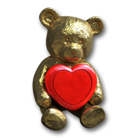 Valentine event 2017 gold