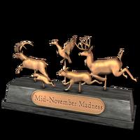 November madness 2014 bronze