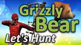 TheHunter Let's Hunt GRIZZLY BEAR