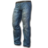 Casual jeans blue