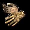 Gloves arid camo