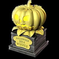 Halloween 2014 gold
