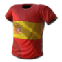 National shirt 19