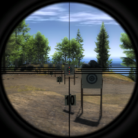 Scope reverse draw crossbow 01
