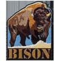 Bison badge