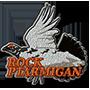 Rock ptarmigan badge