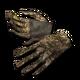 Basic gloves camo fall field 256