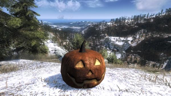 PumpkinBrown