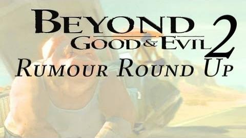 Beyond Good and Evil 2 gameplay rumour roundup