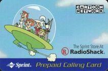 J sprint card