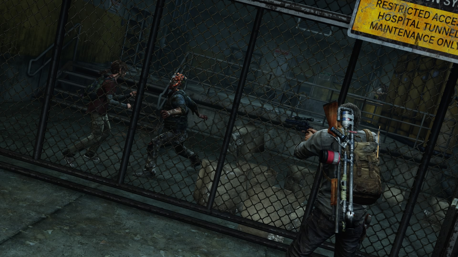 Bus Depot The Last Of Us Wiki FANDOM Powered By Wikia - The last of us lake resort map