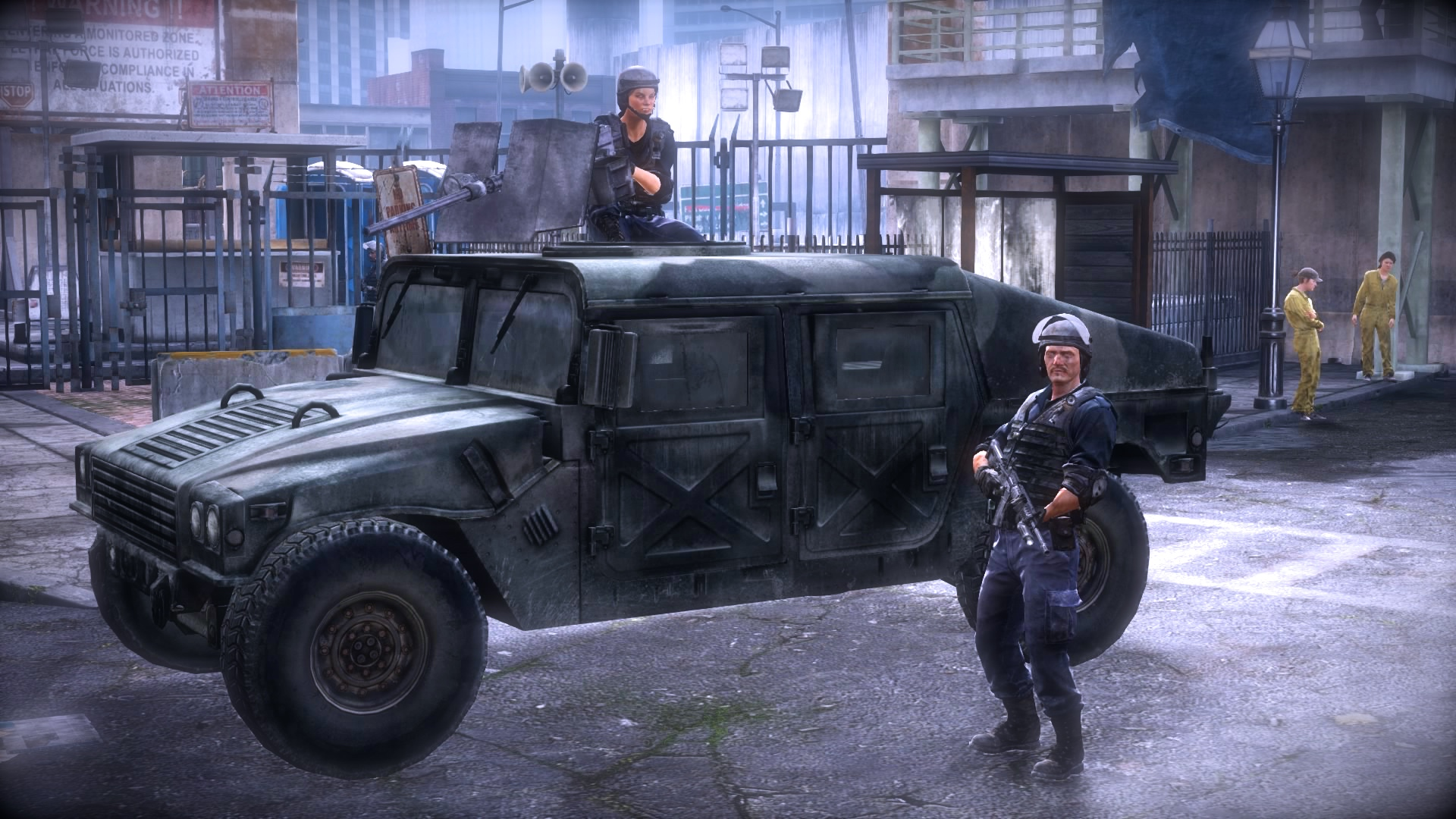 Humvee The Last Of Us Wiki Fandom Powered By Wikia