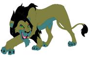 Bakari (MarioFan65's Character)