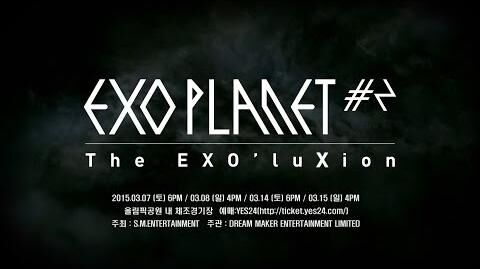 EXO PLANET 2 – The EXO'luXion –
