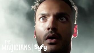 THE MAGICIANS Season 2, Episode 3 'Absolute Power' Syfy
