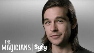 THE MAGICIANS Life Advice From The Magicians Syfy