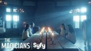 THE MAGICIANS Season 2 First Look Syfy