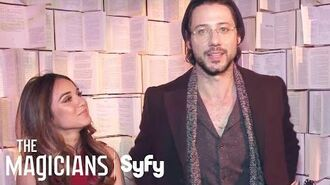 THE MAGICIANS The Hall of Magic is Real Syfy