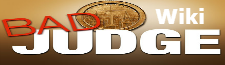 Bad Judge Logo