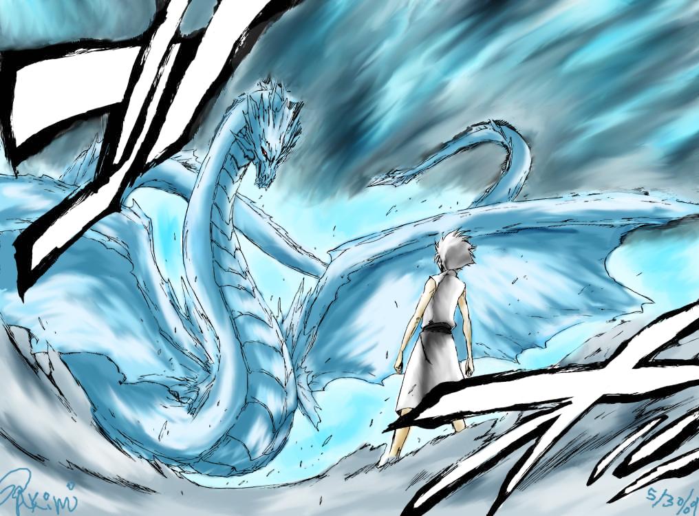 Naruto Characters Chakra Nature