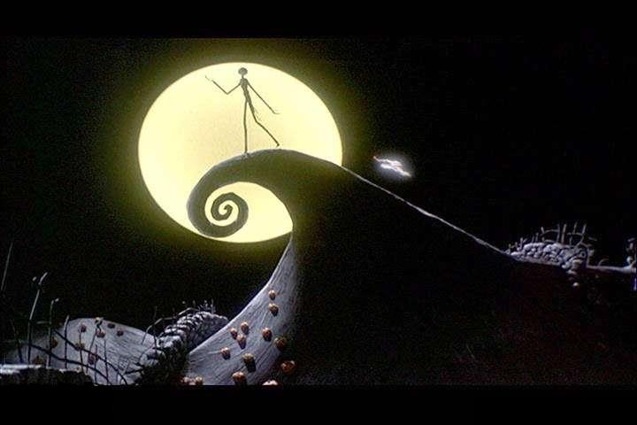 Spiral Hill | The Nightmare Before Christmas Wiki | FANDOM powered ...