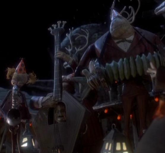 Accordion Player | The Nightmare Before Christmas Wiki | Fandom ...