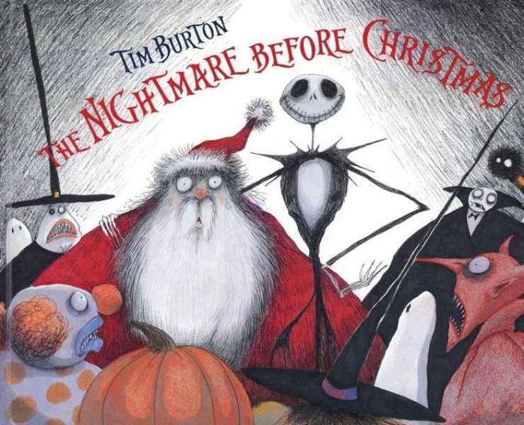 Poem  The Nightmare Before Christmas Wiki  FANDOM powered by Wikia