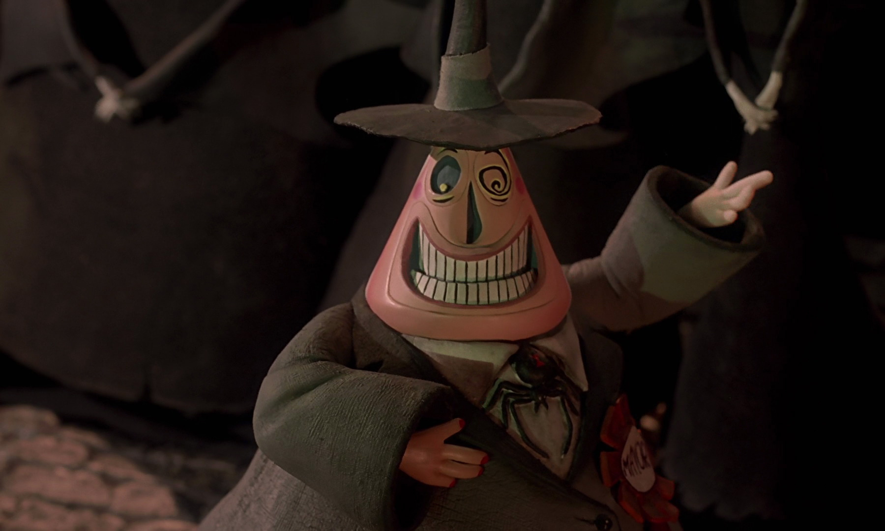 Mayor of Halloween Town | The Nightmare Before Christmas Wiki ...
