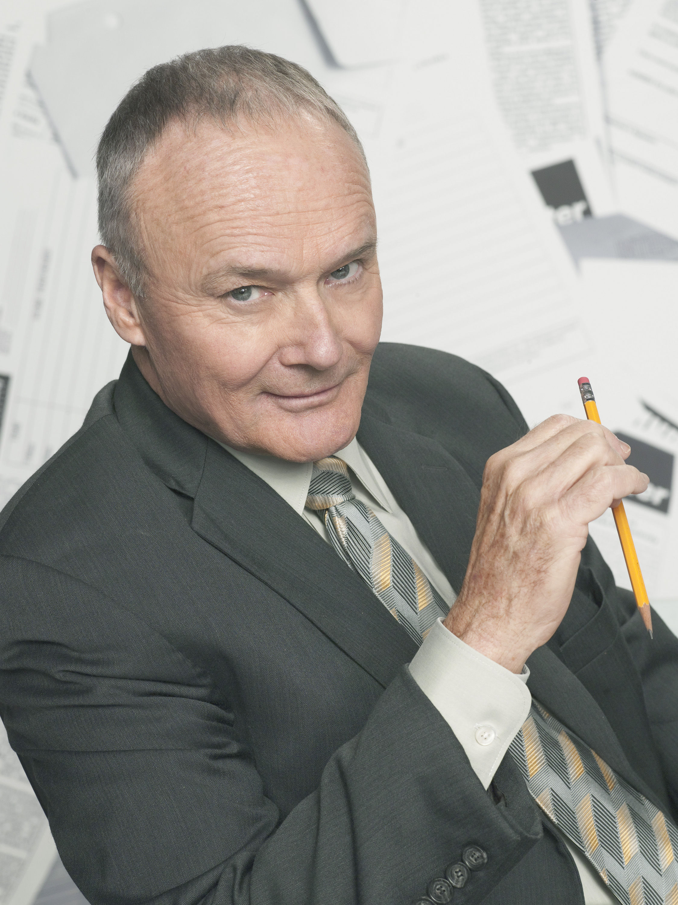 creed bratton all the faces