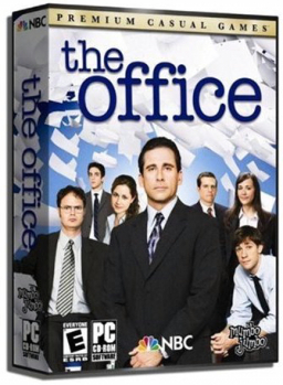 TheOffice(videogame)cover
