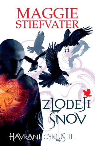 File:The Dream Thieves, Slovak cover.jpeg