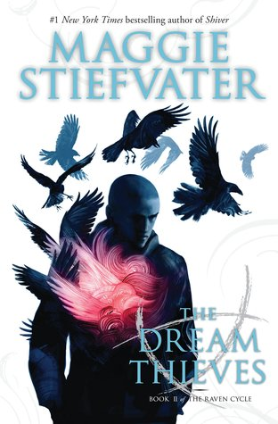 File:The Dream Thieves, US paperback cover.jpeg