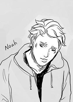 Image result for noah raven cycle
