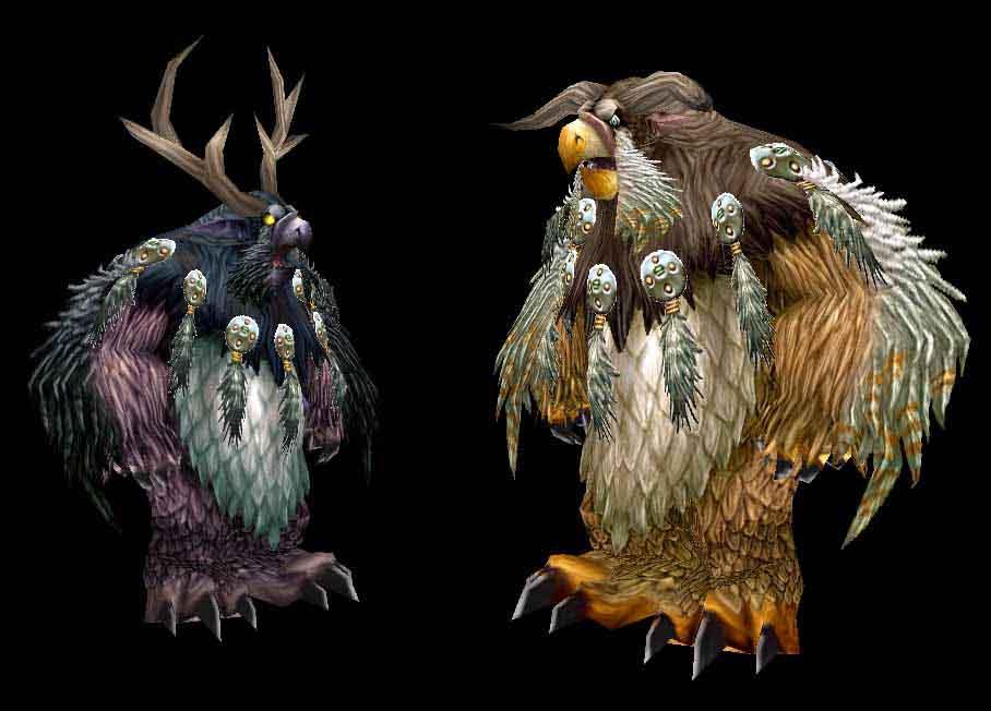 Updated Druid : wow