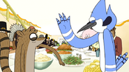 S5E12.426 Mordecai and Rigby Hi-Five Again