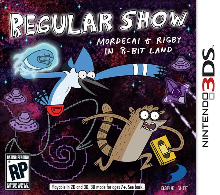Gbf Jr Regular Show
