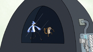 S4E26.121 Mordecai and Rigby Shrinking