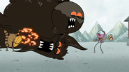 S4E25.194 Rigby Takes Down Stress Rigby