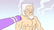 S4E13.278 Grand Master Blocking Mordecai's Punch