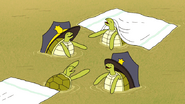 S6E15.246 The Baby Sea Turtles are Happy to Kill the Youth Topia Bad Guys