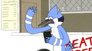 S7E13.035 Mordecai Getting a Call From Benson