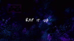 Rap It Up title