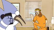 S7E13.106 Mordecai Saying Apple Sauce Didn't Get in Trouble