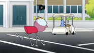 S7E07.198 Benson Crawling to the Cart