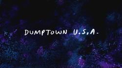 S7E01 Dumptown USA Title Card