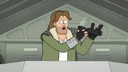 S8E03.009 Sureshot Fumbling His Gun